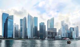 Luxe de Singapour Images libres de droits