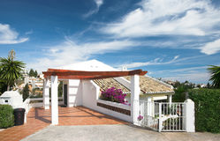 Luxe die in Spanje leeft Royalty-vrije Stock Fotografie