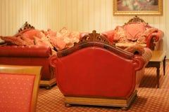 luxe intérieur Photographie stock libre de droits
