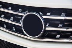 Luxe Mercedes royalty-vrije stock fotografie