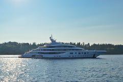 Luxe op het overzees - Griekenland, Europa Stock Foto