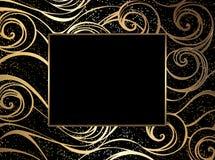Luxe overzeese achtergrond Stock Fotografie