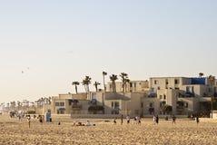 Luxe par la plage photographie stock libre de droits