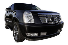 Luxe SUV Stock Foto's
