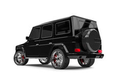 Luxe SUV illustration libre de droits