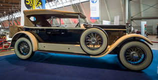 Luxeauto Mercedes-Benz 24/100/140 PS Fleetwood, 1924 Stock Afbeelding