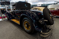 Luxeauto Mercedes 630 Type 24/100/140 PS Murphy, 1924 Stock Afbeelding