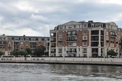 Luxeflats in Baltimore Stock Afbeelding