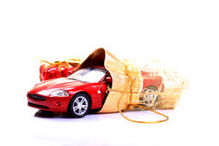 Luxegift Royalty-vrije Stock Fotografie