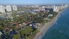 Luxehuizen in Zuid-Florida Royalty-vrije Stock Afbeelding