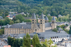 Luxembourg. A big sight of luxembourg Stock Photos