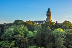 luxembourg Imagens de Stock Royalty Free