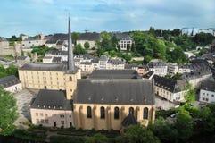 luxembourg Foto de Stock Royalty Free