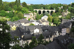 luxembourg Imagem de Stock