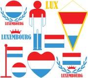 luxembourg Fotografia Stock