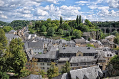 luxembourg Photographie stock