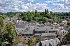 luxembourg Arkivbild
