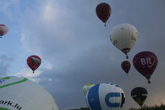 The Luxembourg Balloon Trophy Stock Images