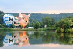 2018 Luxembourg Balloon Trophy stock image
