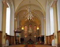 死Dreifaltigkeitskirche -领港教会 免版税库存照片