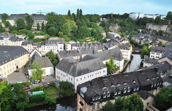 Luxembourg Royalty Free Stock Photography