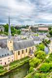 Luxembourg City - Neumuenster Abbey Royalty Free Stock Image
