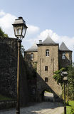 Luxembourg city view Royalty Free Stock Images