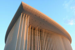 Luxembourg filarmónico Imagens de Stock