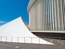 Luxembourg filharmonisk orkester royaltyfria bilder