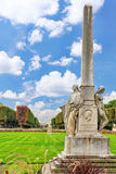 Luxembourg Garden Royalty Free Stock Photography
