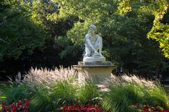 Luxembourg Garden in Paris. Stock Photography