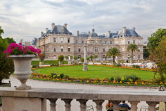 Luxembourg Gardens Royalty Free Stock Image