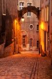 Luxembourg gata Arkivbild