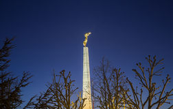 Luxembourg, Monument of Remembrance Stock Photos