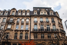 LUXEMBOURG - OCTOBER 30, 2015: Traditional architecture of vintage European buildings & landmarks in Luxembourg. LUXEMBOURG - OCTOBER 30, 2015: Traditional Stock Photo