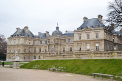 Luxembourg Palace Royalty Free Stock Photos