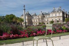 Luxembourg Palace Royalty Free Stock Photo