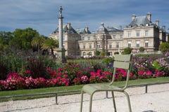Luxembourg Palace Stock Photo
