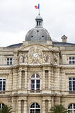 Luxembourg palace paris france Royalty Free Stock Photography