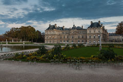 Luxembourg Palace, Paris, France Stock Photo