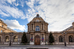 Luxembourg Palace, Paris, France Stock Photography