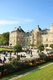 Luxembourg Palace in Paris, France Royalty Free Stock Photography