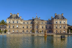 Luxembourg Palace, Paris Royalty Free Stock Photography