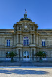 Luxembourg Palace - Paris, France Stock Image