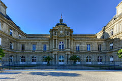 Luxembourg Palace - Paris, France Stock Photo