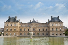 Luxembourg Palace, Paris Royalty Free Stock Photo