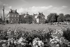 Luxembourg Palace, Paris Royalty Free Stock Image