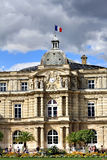 Luxembourg palais Royalty Free Stock Images