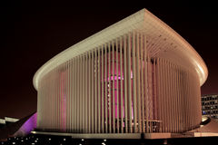 luxembourg philharmonie Arkivfoton
