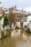 Luxembourg slott Fotografering för Bildbyråer
